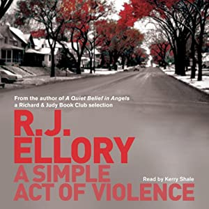 A Simple Act of of Violence Audiobook