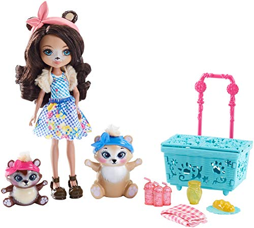 (Enchantimals Paws for a Picnic Doll & Playset)
