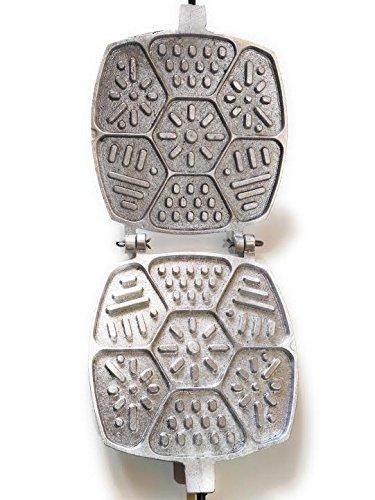 Caseras galletas para galletas (7 aluminio marcador ruso de repostería galletas Repostería para el horno