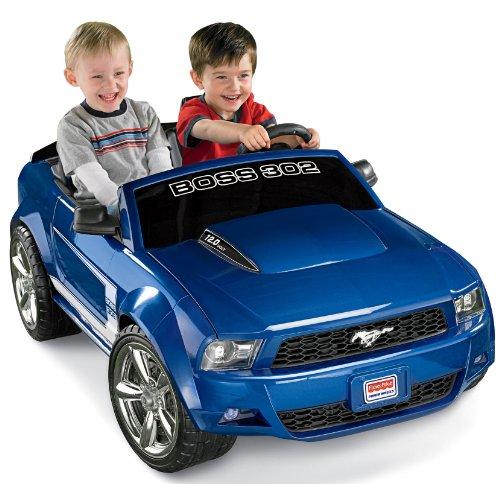 Fisher Price Power Wheels Mustang Ride