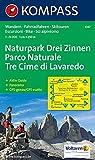 Drei Zinnen /Tre Cime di Lavaredo 1 : 25 000 (KOMPASS-Wanderkarten, Band 47)