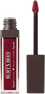product image for Burt's Bees 100% Natural Moisturizing Liquid Lipstick, Rushing Rose - 1 Tube