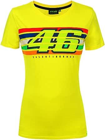 Valentino Rossi Stripes Camiseta de Tirantes Mujer