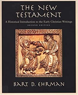 Bart D Ehrman Pdf
