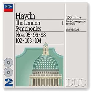 London Symphonies Vol 1