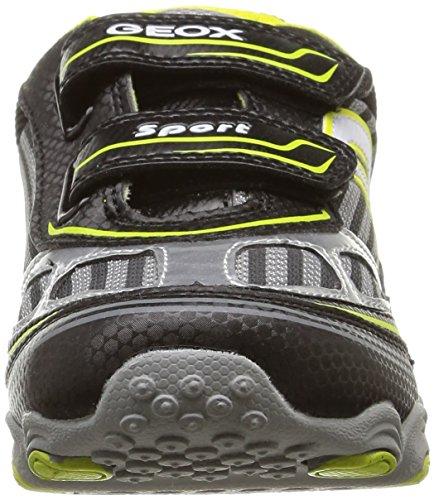 Geox Tornado A - Zapatillas de deporte Niños Negro - Noir (C0802)