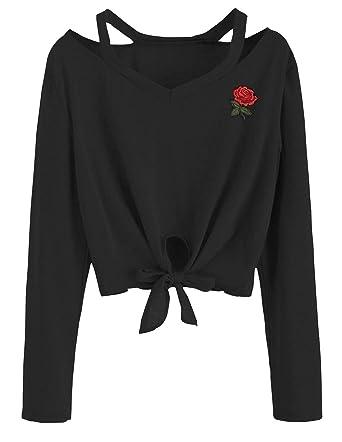 452a57c521449 Sweat Shirt Court Femme