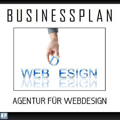 Businessplan Vorlage Existenzgründung Webdesign Webdesigner