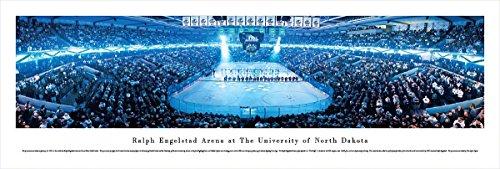North Dakota Hockey - Anthem- Blakeway Panoramas Unframed College Sports Posters