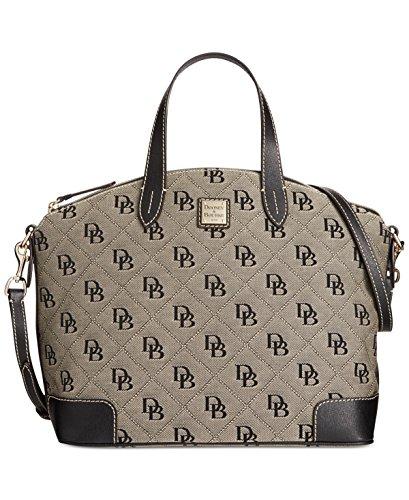 dooney-bourke-americana-signature-gabriella-satchel-black