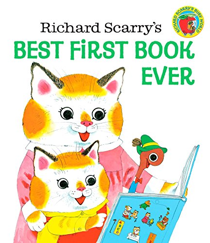 Richard Scarry's Best First Book Ever ()
