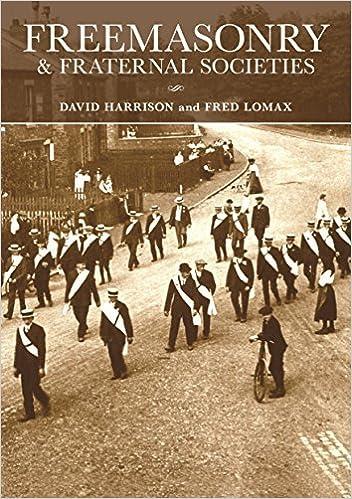 Book Freemasonry and Fraternal Societies by David Harrison (2015-07-06)