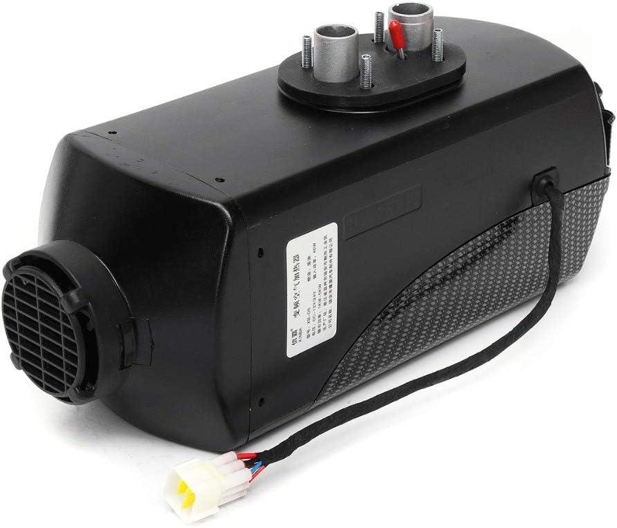 Lacyie Chauffage de Voiture 5 KW 12V//24V Air Diesel Chauffage de stationnement avec t/él/écommande LCD Moniteur pour Camping-Car Camion Bateau remorque
