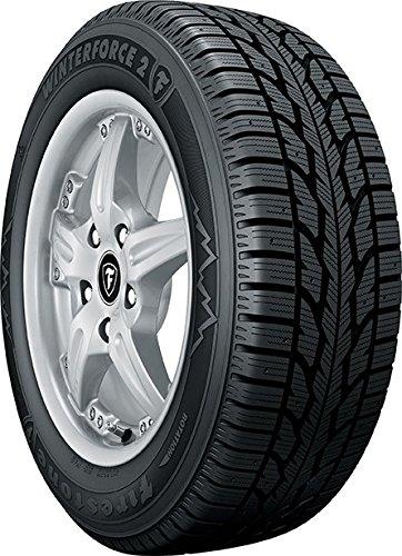 Firestone Winterforce 2 Studable-Winter Radial Tire - 225/60R18 100S