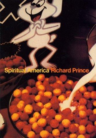 Book cover from Spiritual America by J. G. Ballard
