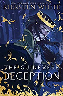 Book Cover: The Guinevere Deception