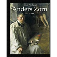 Anders Zorn: 300 Plates (Colour Plates)