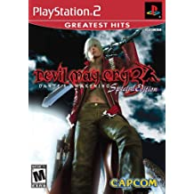 Devil May Cry 3: Dante's Awakening - PlayStation 2 (Special)