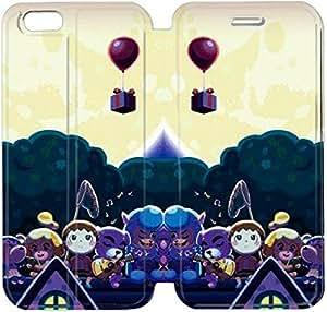 ANIMA LA TRAVESÍA NUEVO EAF Encargo Tirón Caja funda Para iPhone 6 6S 4.7 Inch funda , iPhone 6 6S 4.7 Inch Case - KHOOOFOFO7863