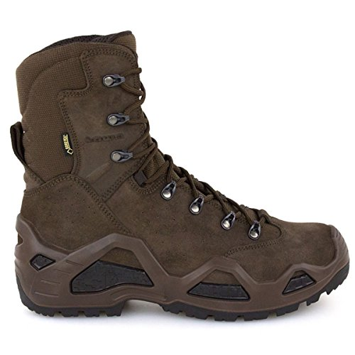 Lowa Boots Leather Z marrone 8S Mens qrpawTU7q
