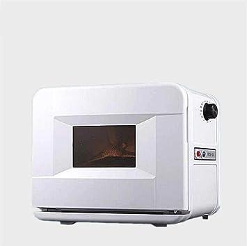 Calentador de Toalla 8L, Toalla Caliente de Acero Inoxidable Calentador de Esterilizador Uv Gabinete 2 en 1 Equipo Eléctrico Masaje ...
