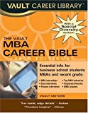 Mba Career Bible, Vault Editors, 1581313608