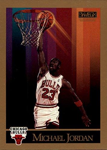 5e0a6cb33a90d 1990-91 SkyBox Basketball #41 Michael Jordan Chicago Bulls - Golfing ...