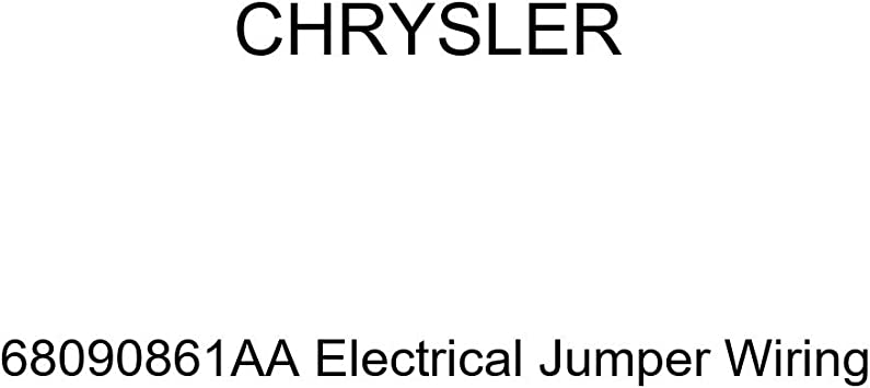 Genuine Chrysler 68040424AB Electrical Overhead Console Wiring