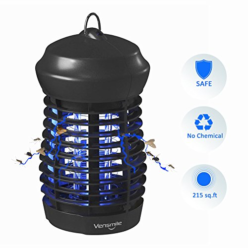 VENSMILE Electric Fly Traps Bug Zapper Insects Mosquito Killer UL Certified and Indoor