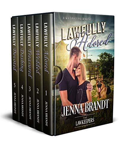 (Lawfully Contemporary Box Set: A Set of Contemporary Lawkeeper Romances, Books 1-5)