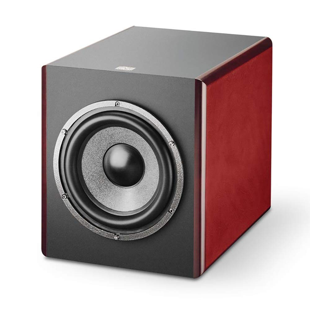 Focal Professional Sub 6 Red サブウーファー モニタースピーカー 1本 B01LJGTEIC