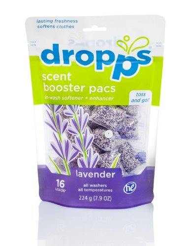 dropps-he-scent-laundry-booster-pacs-with-in-wash-softener-and-enhancer-lavender-16-loads-pack-of-2