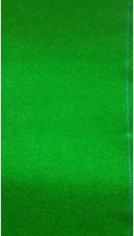 WXS Mesa De Billar Fieltro - Paño Billar Mesa Billar Juego Ocho Bolas Billar Profesional del Billar Paño For El Verde: Amazon.es: Deportes y aire libre