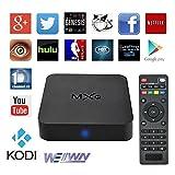 Sunny MXQ Android TV Box Amlogic S805 KODI Quad Core Streaming Media Player