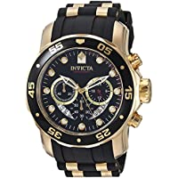 Invicta Men's 6981 Pro Diver Analog Swiss Chronograph...