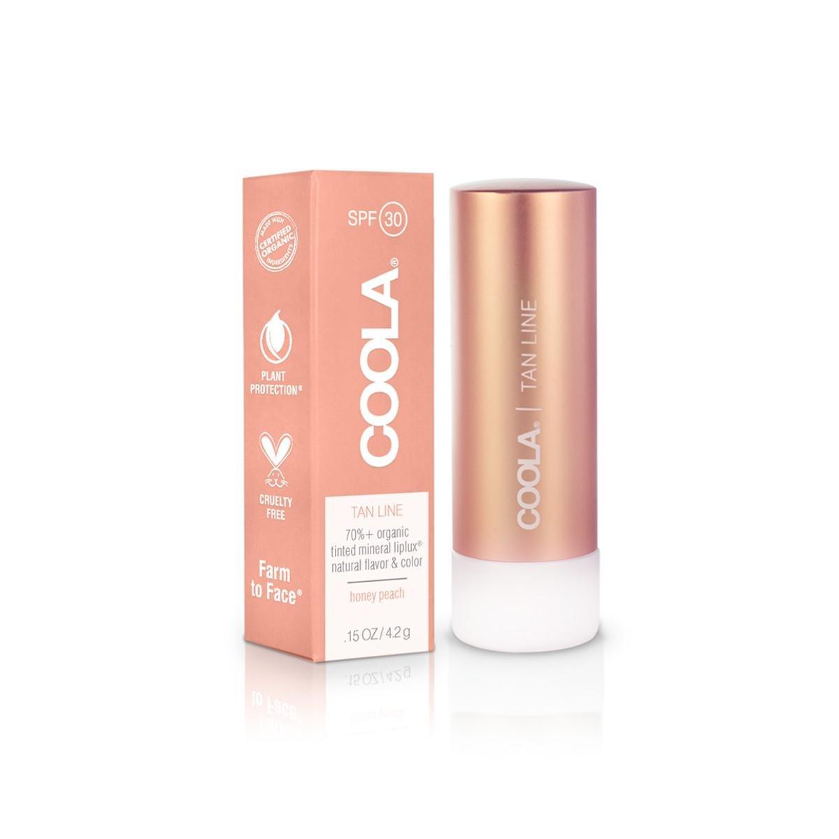 COOLA Mineral Liplux Tan Line Lip Balm SPF 30 4.2g 314 036