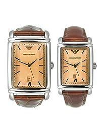 Emporio Armani Couple's Collection watch #AR9020