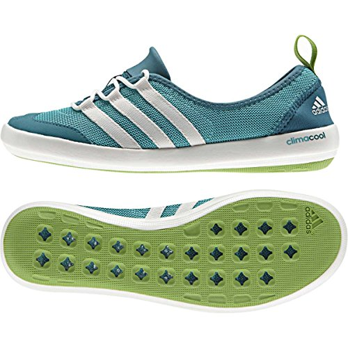 Power Femme Slime Chaussures Voile Adidas Climacool Boat Solar Chalk Semi De Teal Sleek ZwnP6qA