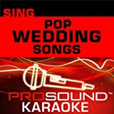 Sing Pop Wedding Songs