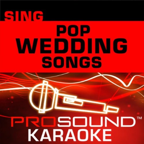 Sing Pop Wedding Songs by Priddis Music