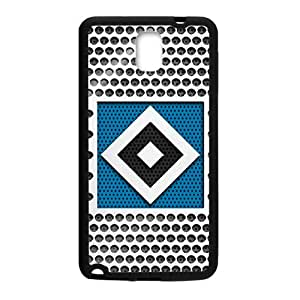 SANYISAN Artistic Fashion Unique Black samsung galaxy note3 case