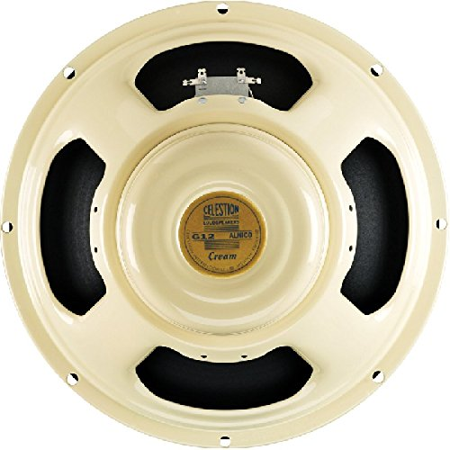 Celestion Cream 12'' 90-Watt Alnico Guitar Speaker 8 Ohm by Celestion