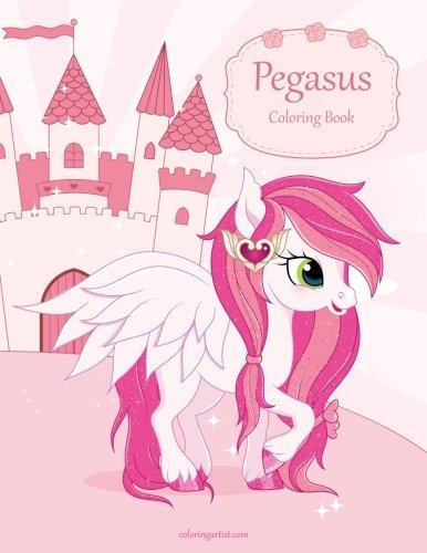 Pegasus Coloring Book 1 (Volume 1)