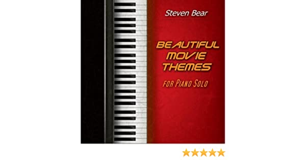 photograph relating to Beauty and the Beast Piano Sheet Music Free Printable named Interesting Video clip Themes for Piano Solo via Steven Endure upon