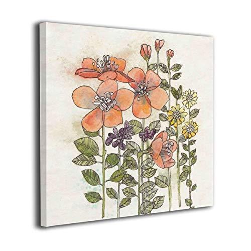 (Clarissa Bertha Canvas Wall Art Prints 12