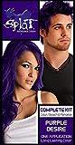 Bleaching Hair Splat - Splat Semi Perm Hair Color, Purple Desire