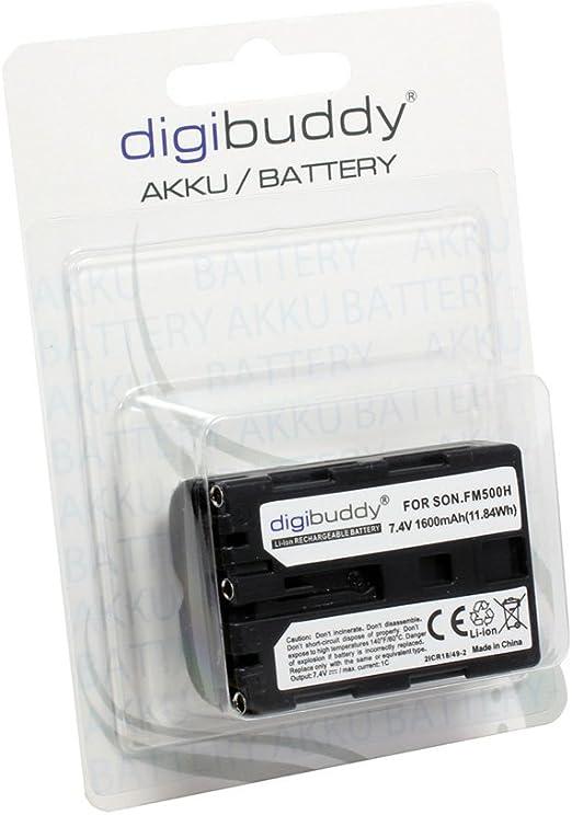 Akku Für Sony Alpha 77 Ii 1600mah Ersetzt Kamera