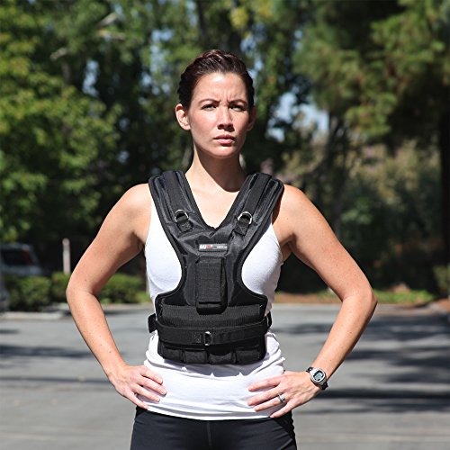 MIR WOMEN ADJUSTABLE WEIGHTED VEST