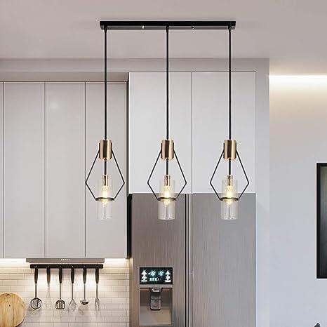 Geometric Vintage Rustic Industrial Pendant Lighting Hanging Lamps