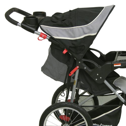 baby trend expedition jogger stroller phantom 50 pounds new. Black Bedroom Furniture Sets. Home Design Ideas